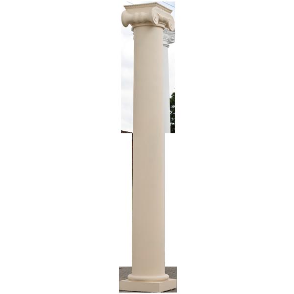 Kolumna nr 4 Wys: od 4,5 do 6,5 m.
