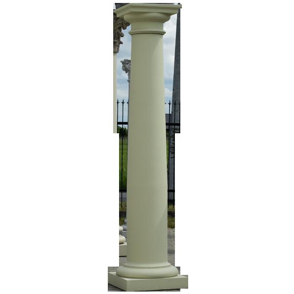 Kolumna nr 5 Wys: od 2,5 do 3,6 m.