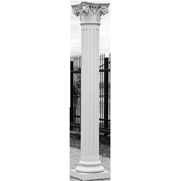 Kolumna nr 6 Wys: od 2 do 3,5 m.