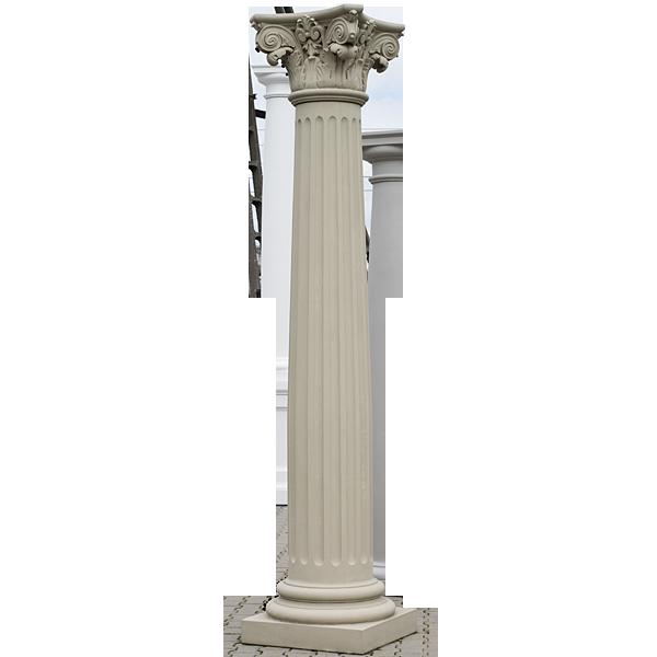 Kolumna nr 7 Wys: od 2,8 do 3,8 m.