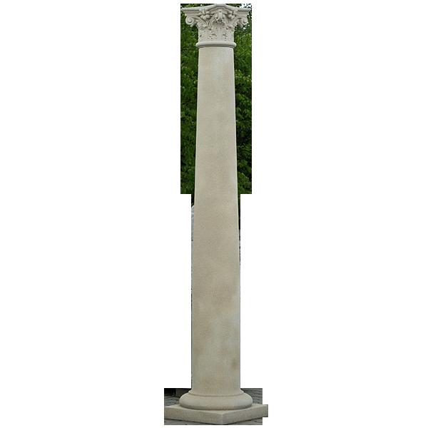 Kolumna nr 11 Wys: od 2 do 3,5 m.