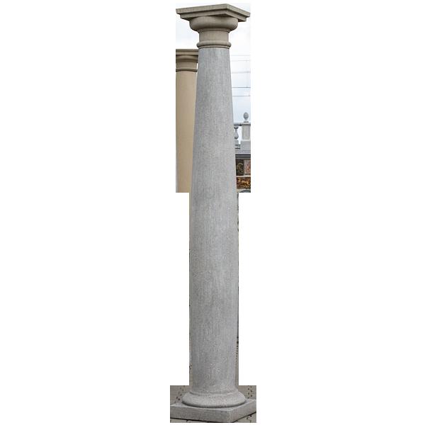 Kolumna nr 12 Wys: od 2,5 do 3,5 m.