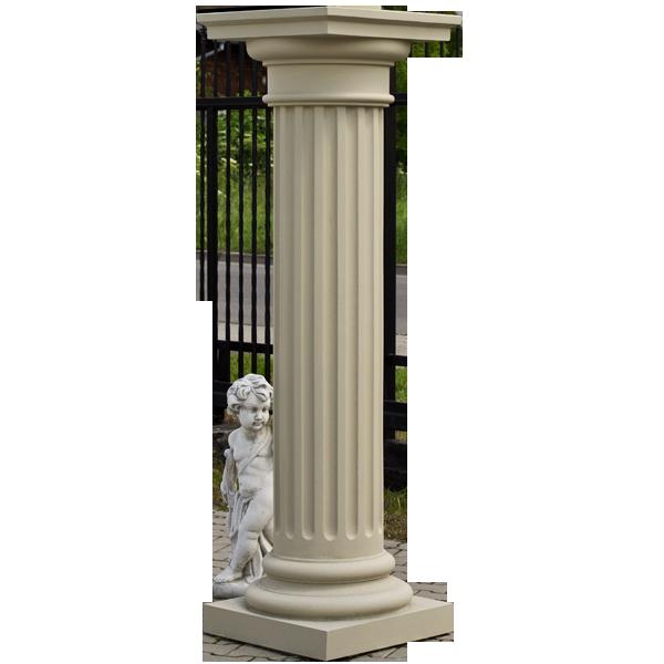Kolumna nr 16 Wys: od 1,8 do 3,6 m.